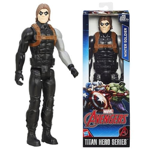 Avengers Titan Heroes Winter Soldier