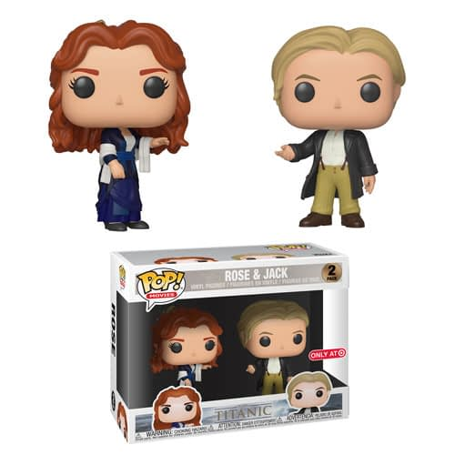 Funko Titanic Two Pack