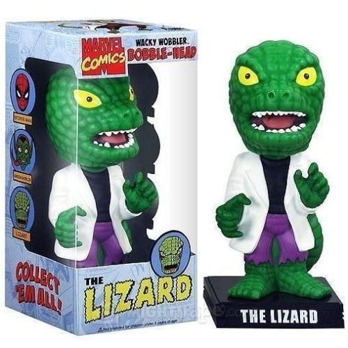 Lizard Bobblehead