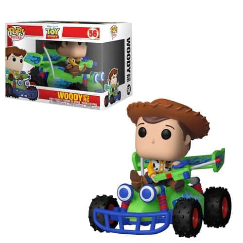 Funko Toy Story RC Car With Woody