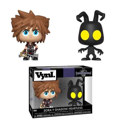 Kingdom Hearts 3 Vynl