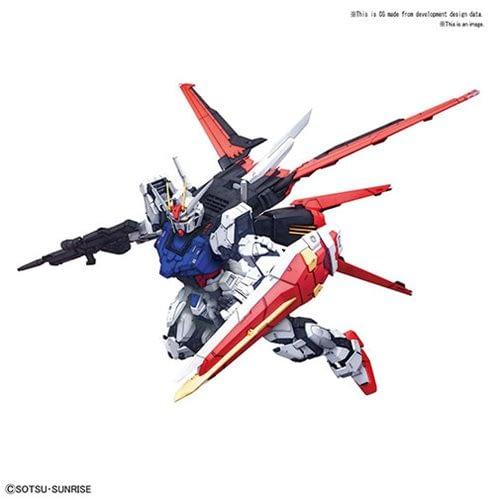 Gundam Perfect Strike Scale Model Kit Coming Soon from Bandai