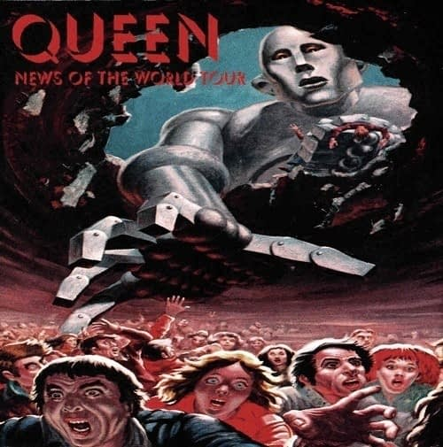 X-Men: Gold Pays Homage To A Queen Cover With A Unique History