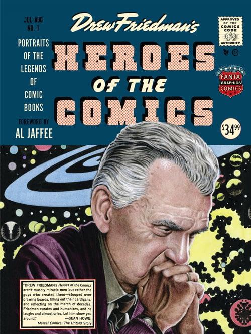 Heroes of the Comics