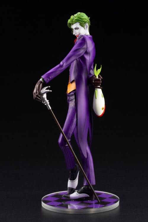 Joker Ikemen Statue Up For Order Form Kotobukiya