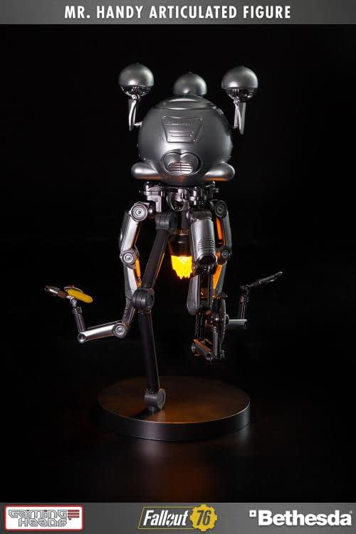 Mister Handy Is Here to Assist You with New Fallout Figure