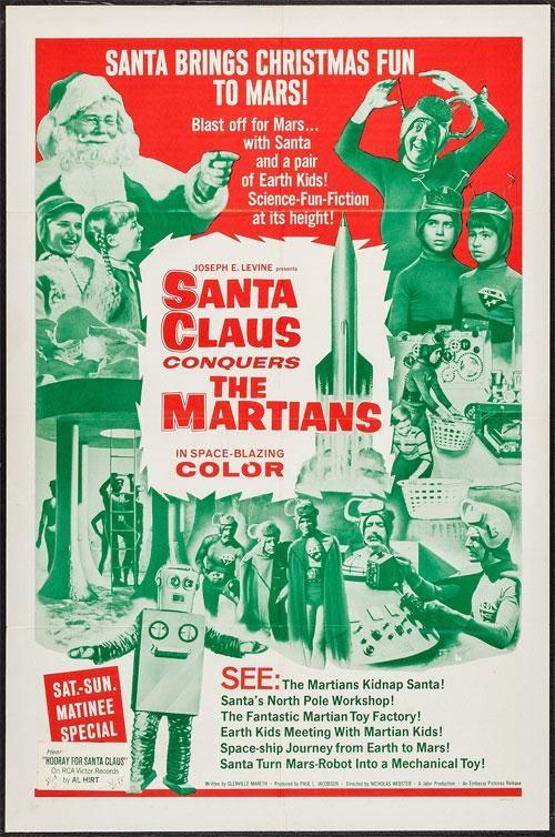 Santa Claus Movie Poster