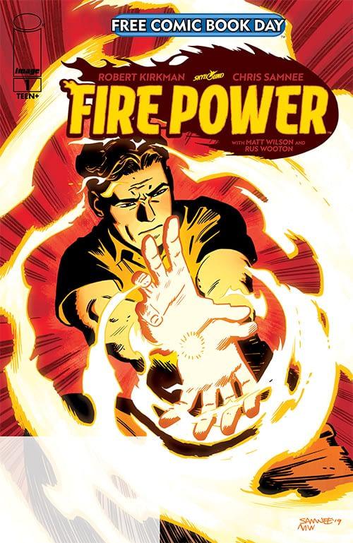 Free Comic Book Day 2020 Gold Books FCBD