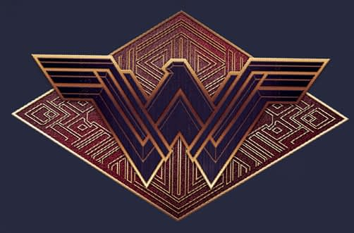 Wonder Woman II Movie Symbol