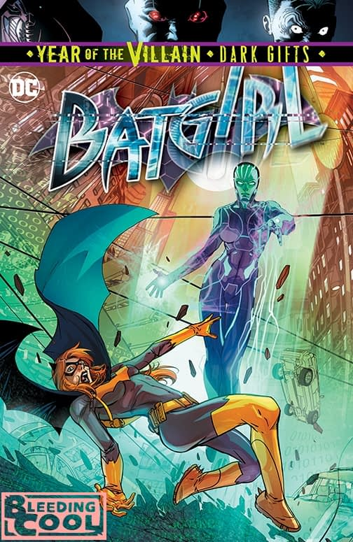 SCOOP: All Of DC's Year Of The Villain 'Battle-Damaged' Logo Covers For August 2019 Solicits