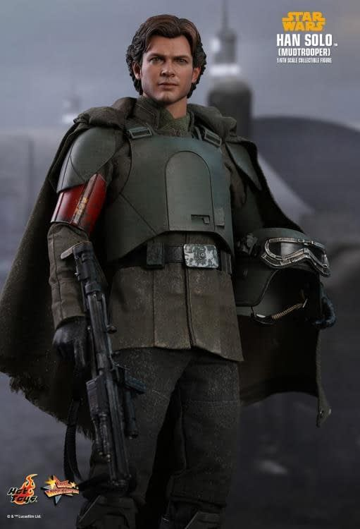 Han Solo Hot Toys Mudtrooper 10