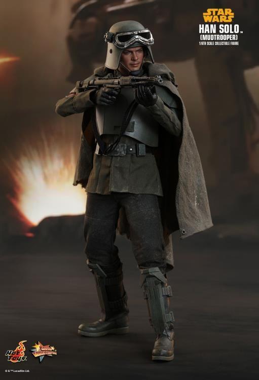 Han Solo Hot Toys Mudtrooper 5