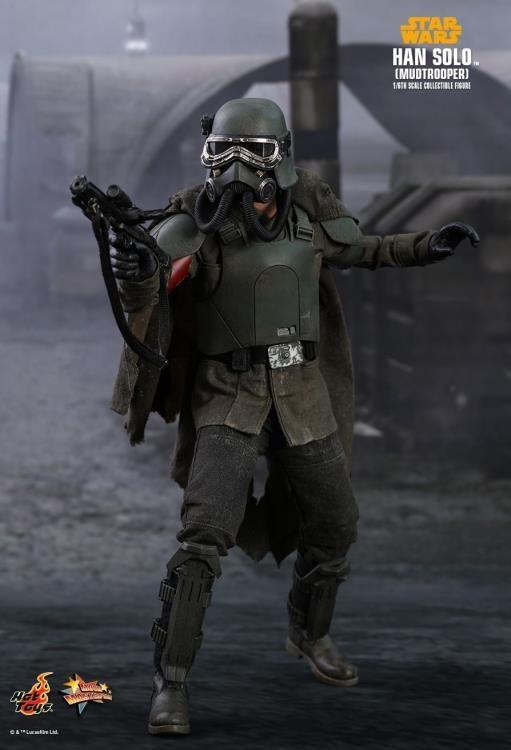 Han Solo Hot Toys Mudtrooper 7