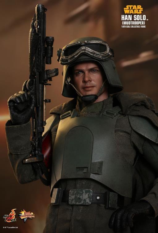 Han Solo Hot Toys Mudtrooper 9