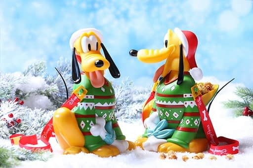 Pluto Christmas bucket
