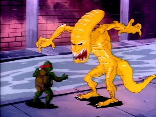 tman-animated-series-sewer-monster