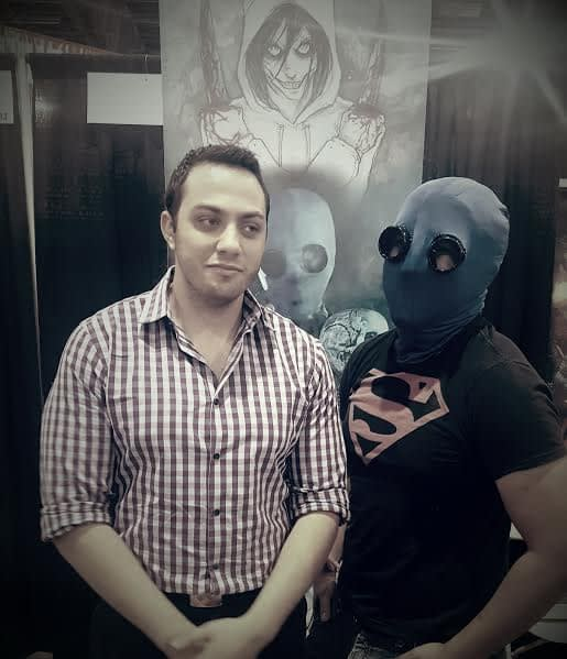 vince and creepypasta