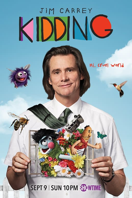 kidding season 1 episode 1 review rewind