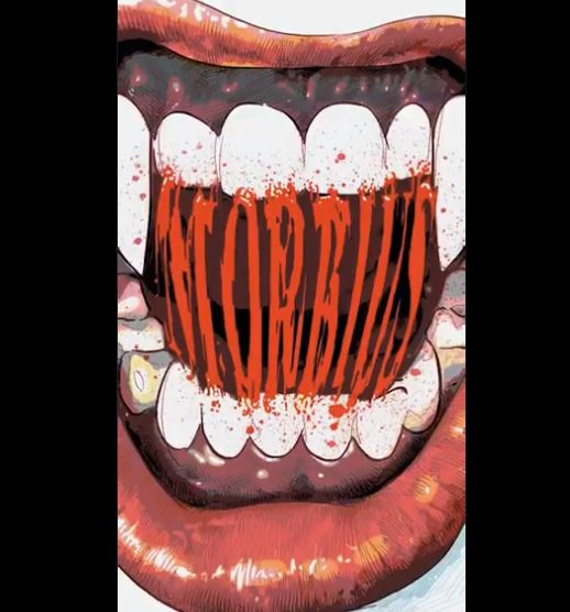 morbius jared leto shaving