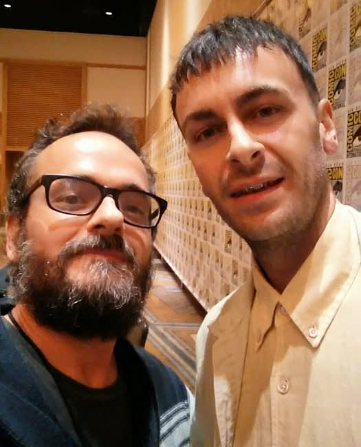 preacher sdcc gilgun mental health