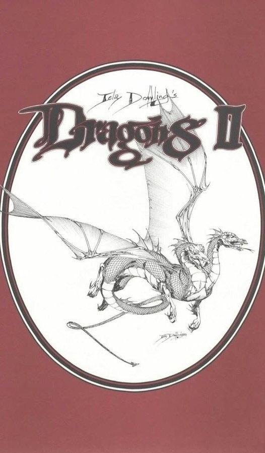 Lela Dowlings Dragons Portfolio