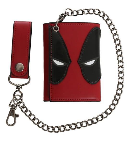 Deadpool Wallet_Hot Topic