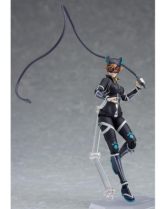 Catwoman Ninja Figma Figure Good Smile 5