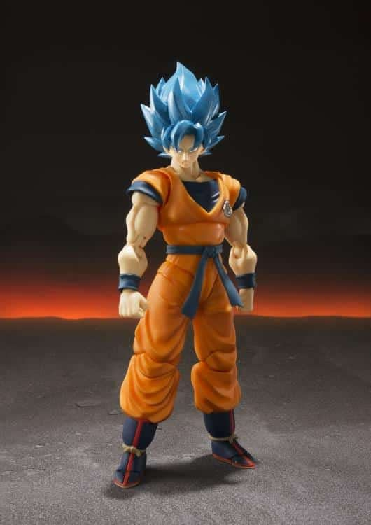 SH Figuarts Dragon Ball Super Broly Movie Goku 2