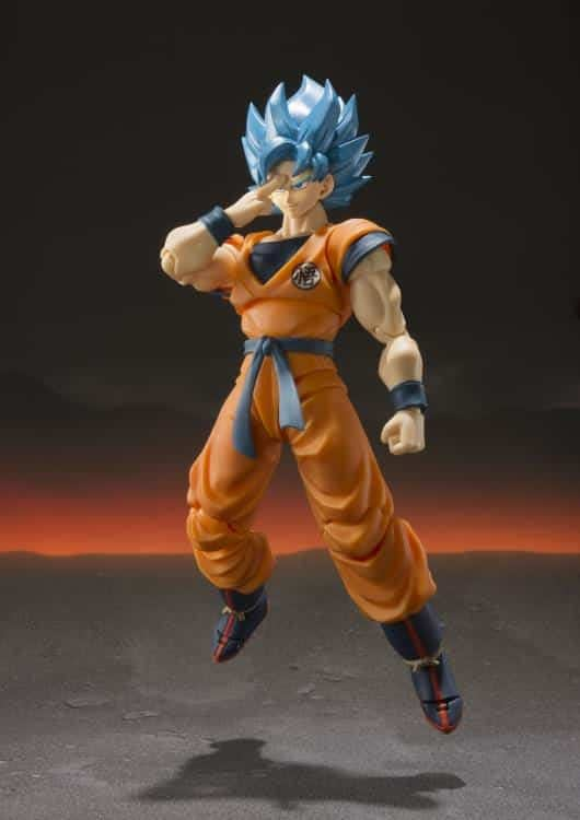 SH Figuarts Dragon Ball Super Broly Movie Goku 5