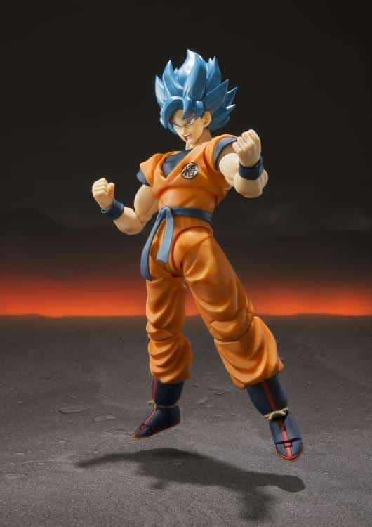 SH Figuarts Dragon Ball Super Broly Movie Goku 6