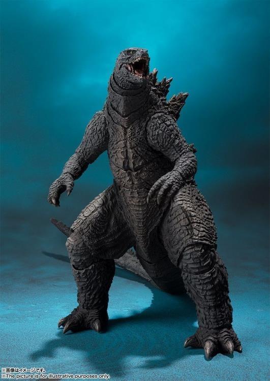 SH MonsterArts Godzilla King of the Monsters 2