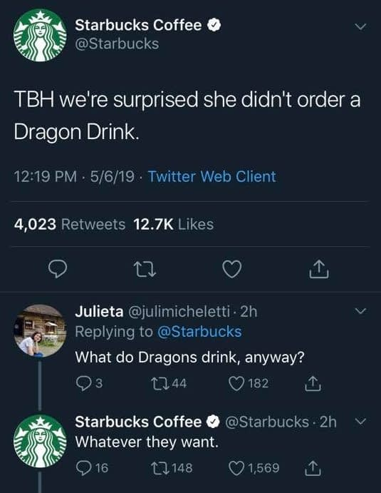 Westeros Gets Starbucks Before Wakanda: That 'Game of Thrones' Cup Oops