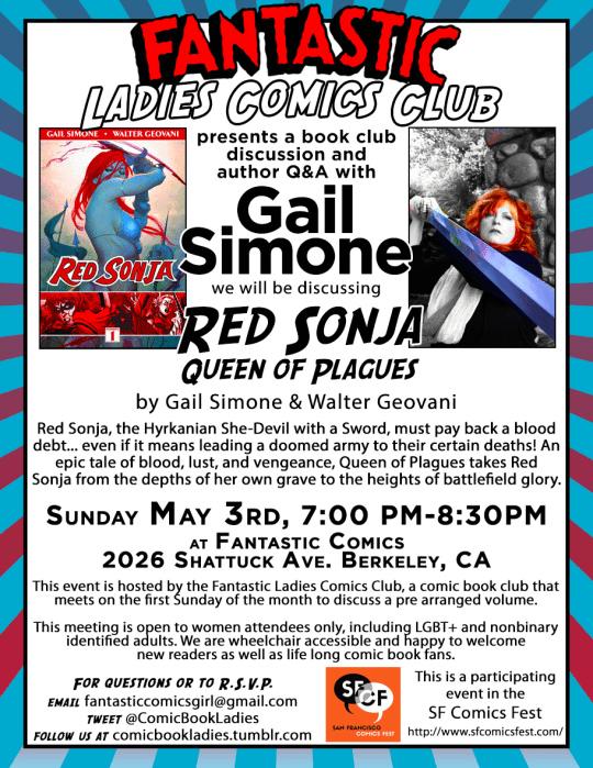 Fantastic Ladies Comic club