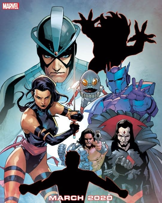 Dysfunctional X-Team Adds Sinister, Scalphunter