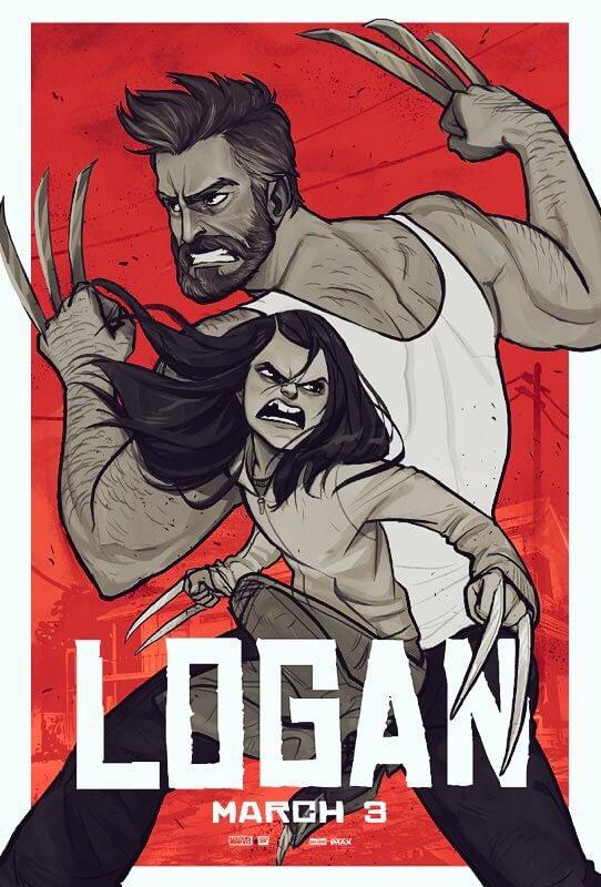Babs Tarr Logan Poster