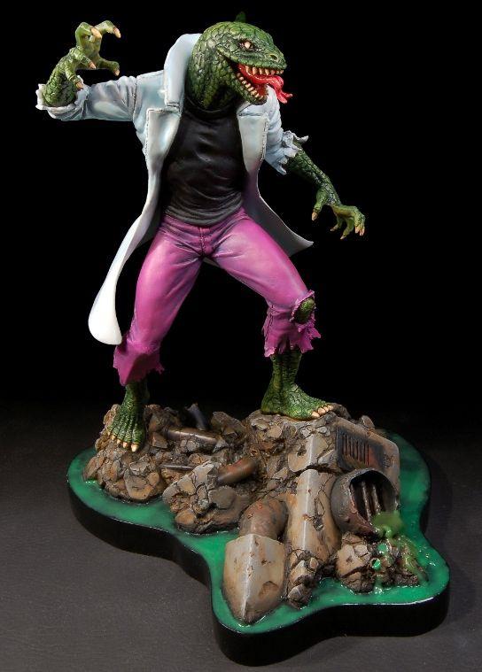 Bowen Lizard Statue
