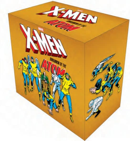 What's Inside That $500 X-Men: Children of the Atom Box Set?