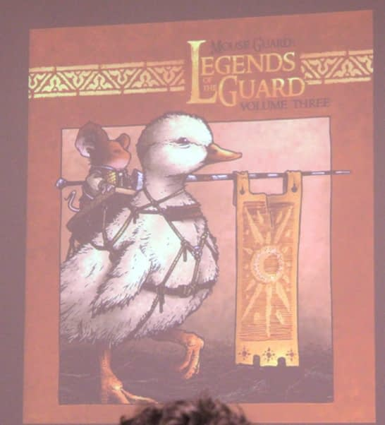 Mouse Guard 5