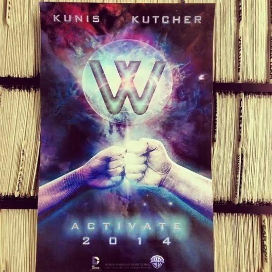 Wonder Twins poster - duplicate