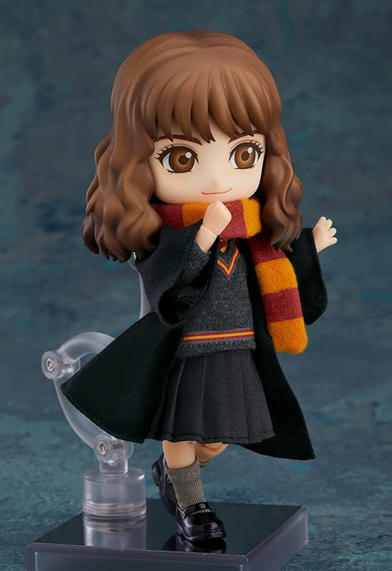 Hermione Granger Uses a Love Potion on Us with New Nendoroid Doll