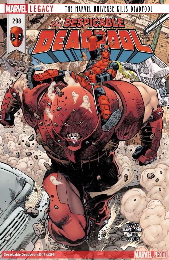 Despicable Deadpool #298