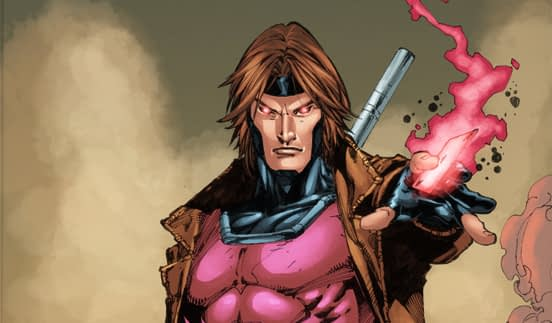 Gambit movie - Channing Tatum will not give up.
