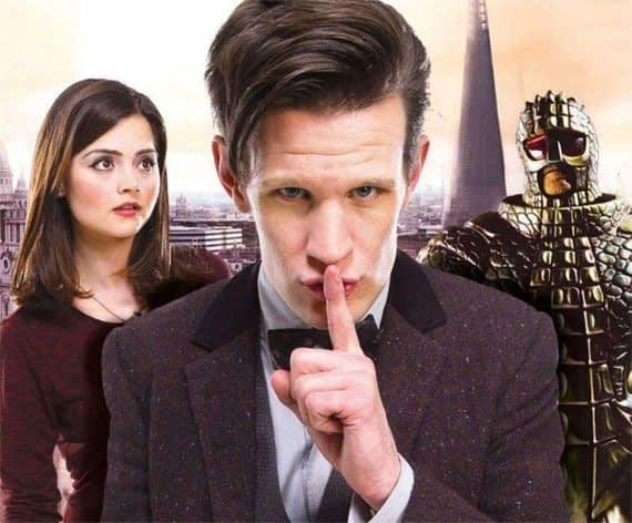 doctor who silence