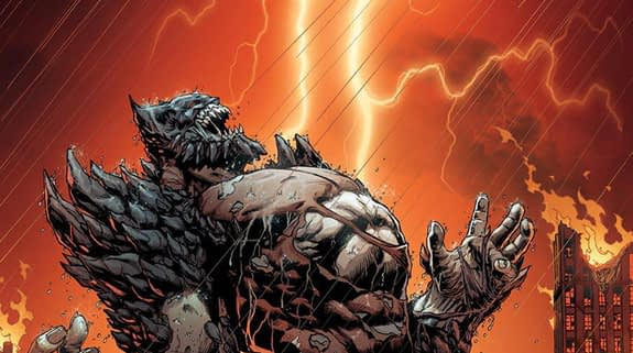 Batman the Devastator #1 cover by Jason Fabok and Brad Anderson
