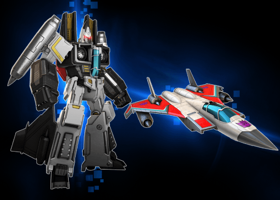 Ramjet Transformers Forged To Fight