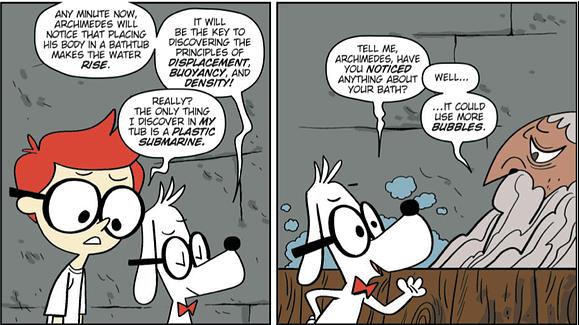 Mr. Peabody & SHerman #3