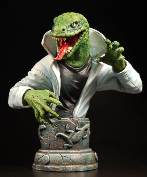 Bowen Lizard Bust