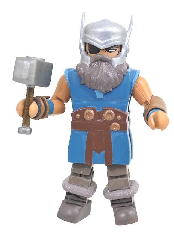 Avengers 1,000,000 Minimates Odin