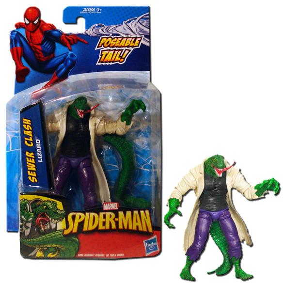 Marvel Universe Lizard Figure