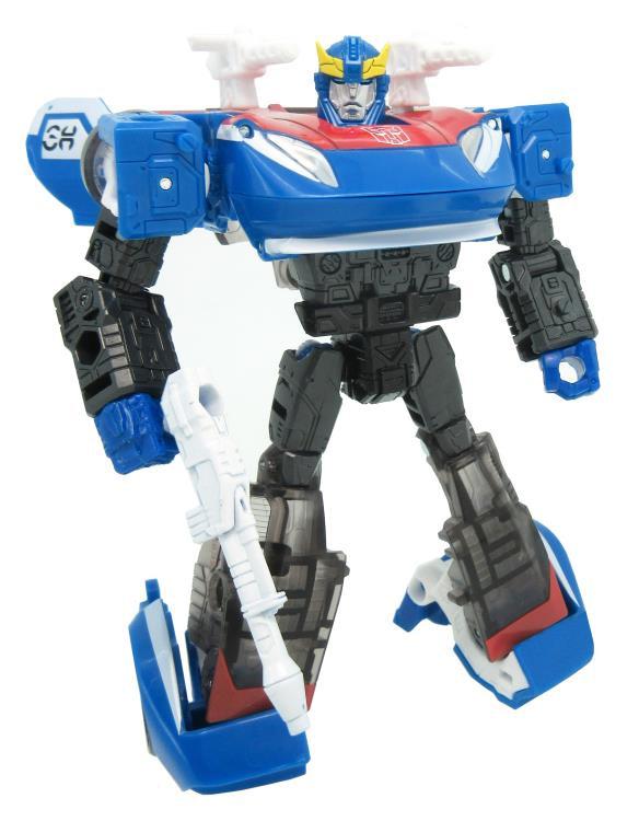 Transformers Generations Select Smokescreen Coming Soon